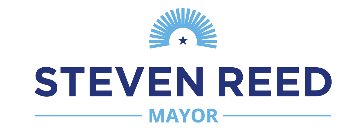 Mayor Steven L. Reed